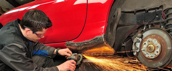 Car welding services