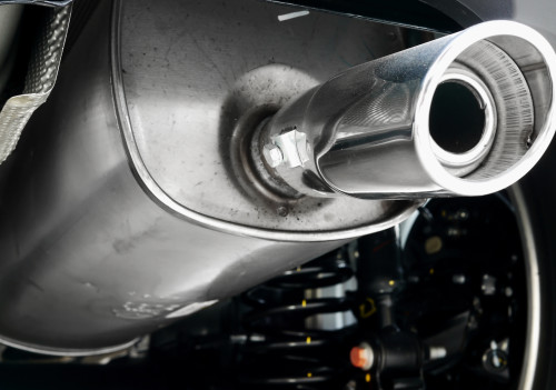 Vehicle exhaust replacement
